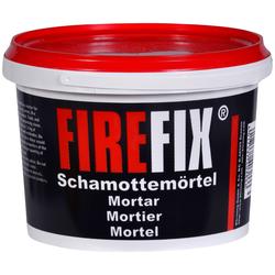 FIREFIX Schamottemörtel 2,5 kg grau