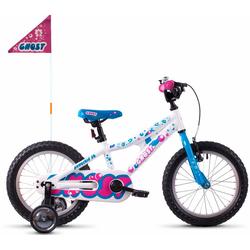 Ghost Kinderfahrrad POWERKID AL 16 K, 1 Gang weiß Kinder Kinderfahrräder Fahrräder Zubehör Fahrrad