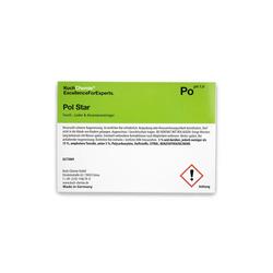 Koch Chemie Etikett für Leerflasche Po Pol Star