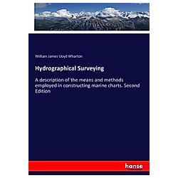 Hydrographical Surveying. William James Lloyd Wharton  - Buch