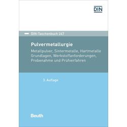 Pulvermetallurgie als Buch von