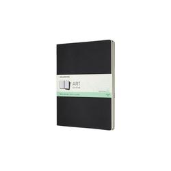 Moleskine Musik-Cahier Notizhefte XL 3er Set 100G-Papier Schwarz