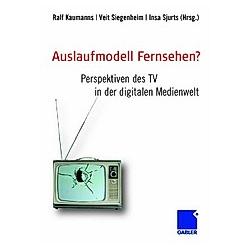 Auslaufmodell Fernsehen? - Buch