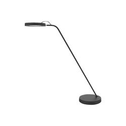 unilux LED Tischleuchte Eyelight, über App steuerbar grau