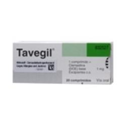 TAVEGIL Tabletten 20 St