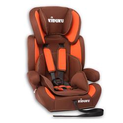 KIDUKU Autokindersitz KIDUKU® Autokindersitz Kinderautositz Autositz, 4 kg, (1-tlg) braun