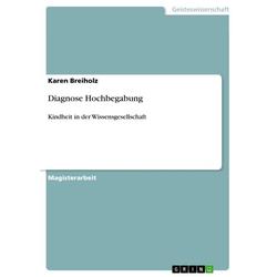 Diagnose Hochbegabung