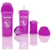 Twistshake Babyflasche Anti-Kolik Babyflasche, ml, weiß