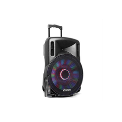 Fenton FT15LED Aktiv-Lautsprecher 15