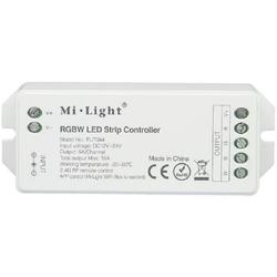 Mi Light LED-Streifen Mi Light RGBW Smart LED Streifen Controller für RGBW (RGB + warmwei) Streifenlicht, DC 12V 24V max. 15A Controller Original Milight, Fut044