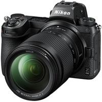 Nikon Z 6 II +  Z 24-200 mm VR