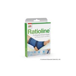 RATIOLINE active Fussgelenkbandage S