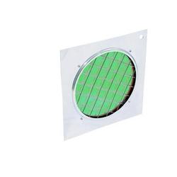 Eurolite Dichroitischer Farbfilter Silber, Grün Passend für (Bühnentechnik)PAR-56 Silber, Grün