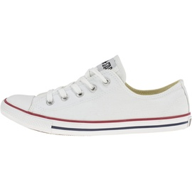 Converse Chuck Taylor All Star Dainty New Comfort Low Top white/red/blue 38