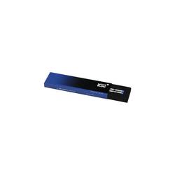 Montblanc Tintenrollermine M blau