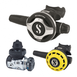 Scubapro S600 MK17 Atemregler Sparset inkl. R195 Octopus