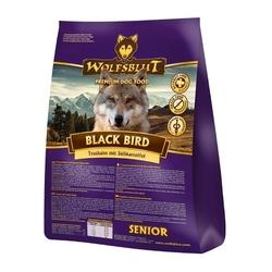 Wolfsblut Black Bird Senior Hundefutter, 15 kg