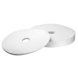 Bartscher Rundfilterpapier, Rundfilter für PRO II Kaffeemaschine von Bartscher, 1 Packung = 250 Rundfilter