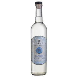 Topanito Blanco Tequila 100% Agave