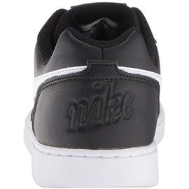 Nike Wmns Ebernon Low black-white/ white, 42