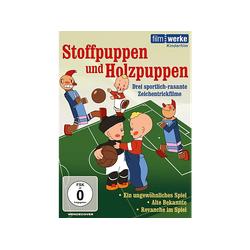Stoffpuppen Und Holzpuppen DVD