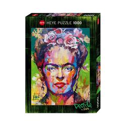 HEYE Puzzle Puzzle Frida, Voka, 1000 Teile, Puzzleteile