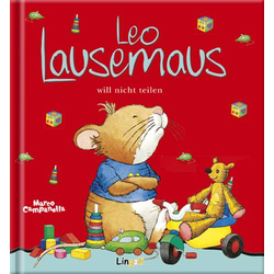 LEO Leo Lausemaus will nicht teilen
