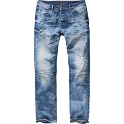 Brandit Will Denim, Jeans - Blau - 32/32