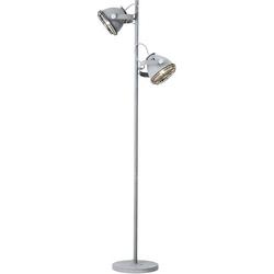 Brilliant Carmen 98942/70 Stehlampe LED E27 120W Beton-Grau