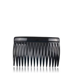 Solida L´eganza Glamour Haarkämmchen 50 x 75 Schwarz klamry do włosów  1 Stk