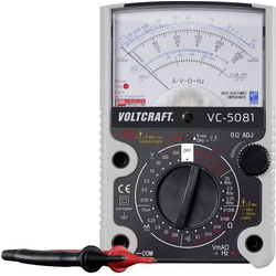 VOLTCRAFT VC-5081 Hand-Multimeter analog CAT III 500V