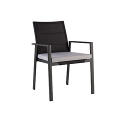Niehoff Nancer Stuhl Aluminium