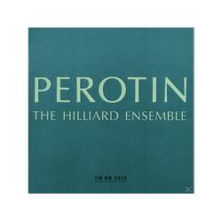 Hilliard Ensemble - ORGANA UND MOTETTEN (CD)