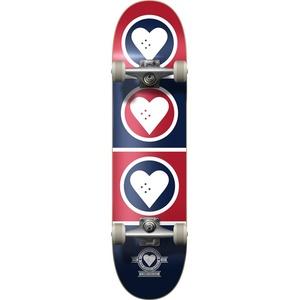 Komplett HEART SUPPLY - Squad Skateboard (MULTI) Größe: 7.75in