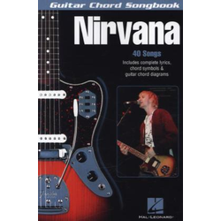 Guitar Chord Songbook - Nirvana als Buch von Nirvana