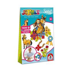 Schmidt Spiele Puzzle Jixelz Puzzle Spirit, 1.500 Teile, Puzzleteile