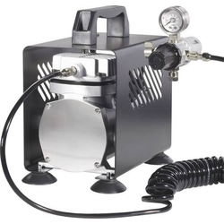 Airbrush-Kompressor CE-70 4.1 bar 16 l/min 1/8 Zoll Luftschlauchanschluss