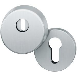 FSB Schutzrosette PZ + 1735 ZA, 7395, 10,5mm Edelstahl - 0 73 7395 01210 6204