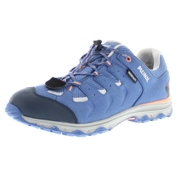Meindl SUPINO JUNIOR Lavendel Lachs Kinder Hiking Schuhe, Grösse: 36