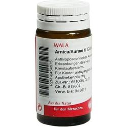 ARNICA/AURUM II Globuli 20 g