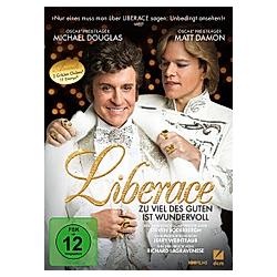 Liberace - DVD  Filme