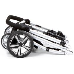 Gesslein Kinder-Buggy Buggy S4 Air+, orange, 2015 bunt