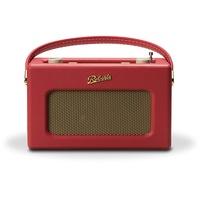 Roberts Radio Revival RD70 Tragbar Rot