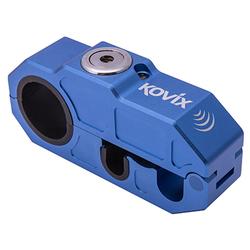 Kovix Alarm-Bremshebelschloss KHL, blau
