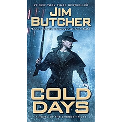 Cold Days. Jim Butcher  - Buch