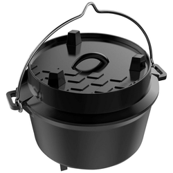 Tepro Grilltopf Dutch Oven S, Gusseisen, 4 Liter