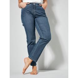 Slim Fit Jeans Emma Dollywood Blau