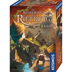 KOSMOS Die Befreiung der Rietburg Brettspiel