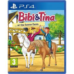 Bibi & Tina Auf dem Martinshof - PS4 [EU Version]