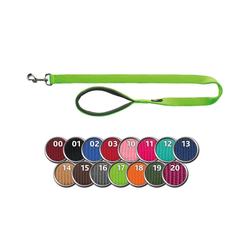 TRIXIE Premium Leine, L–XL: 1.00 m/25 mm, waldgrün